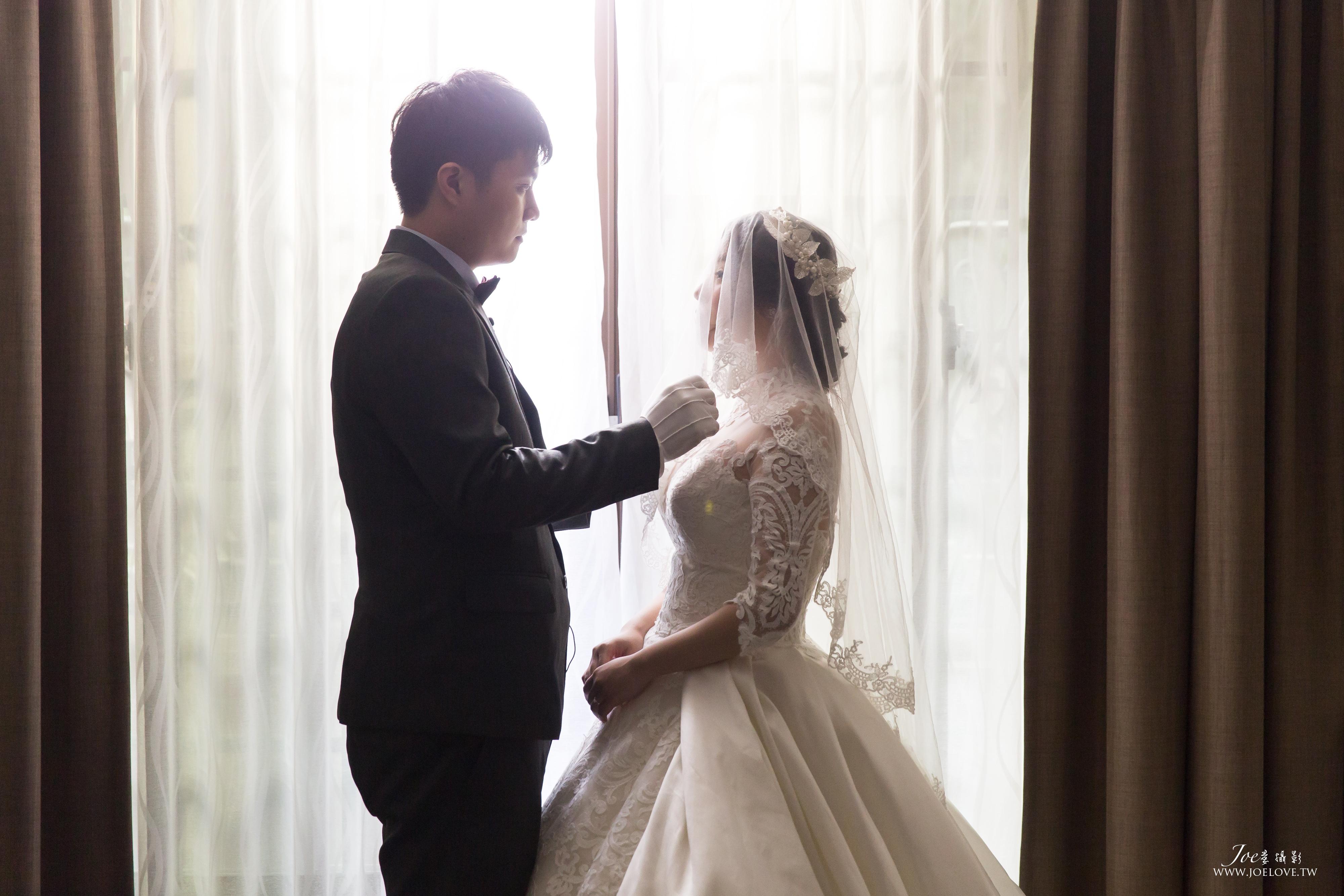 婚攝HK 采璇+柏丞 訂結迎娶 囍宴軒中茂