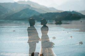 台中婚紗  Poyu+Crystal 幸福日和禮服 涵碧樓婚紗