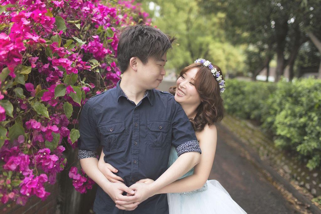 {自助自主婚紗} Ivan+Joyce 婚紗精華毛片