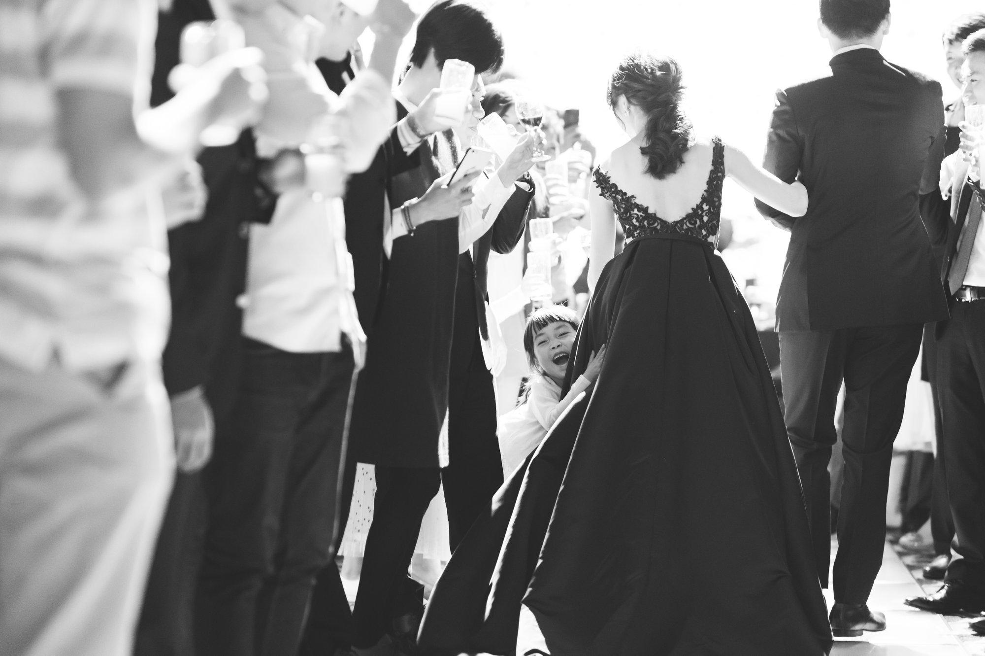 找婚攝拍攝一場婚禮,妳期待得到什麼?
