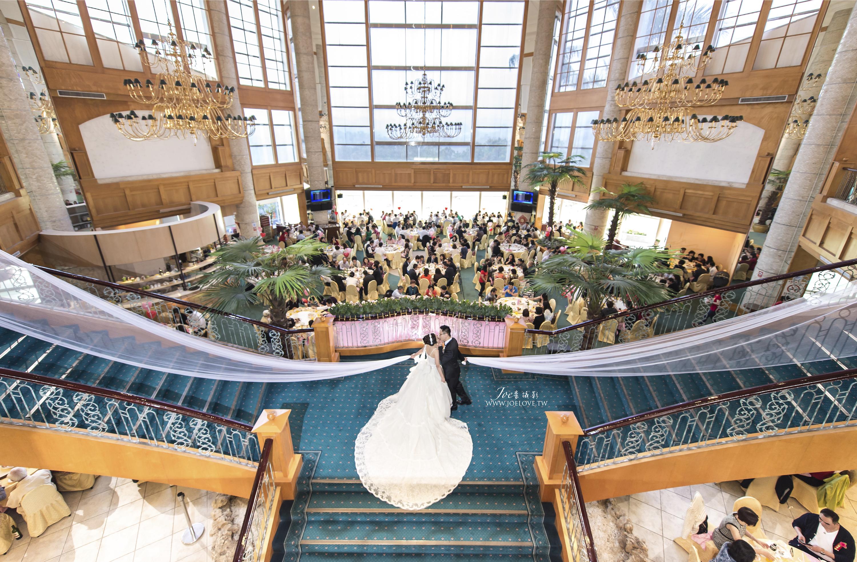 婚禮攝影 台中國際高爾夫球場 士元+錚妗 結婚紀錄