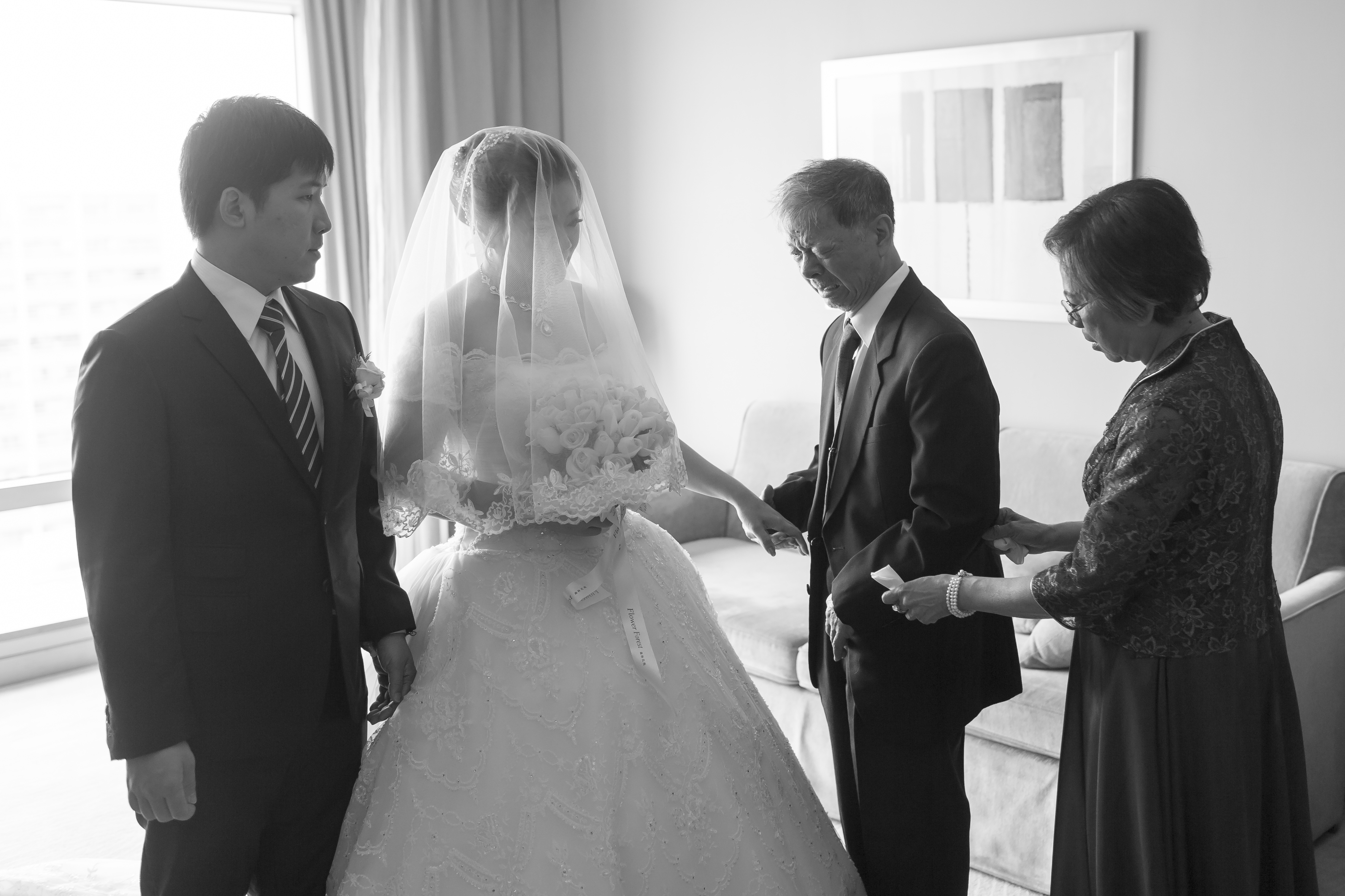 婚禮攝影 彰化名富餐廳 肇倫+芝岑 結婚紀錄
