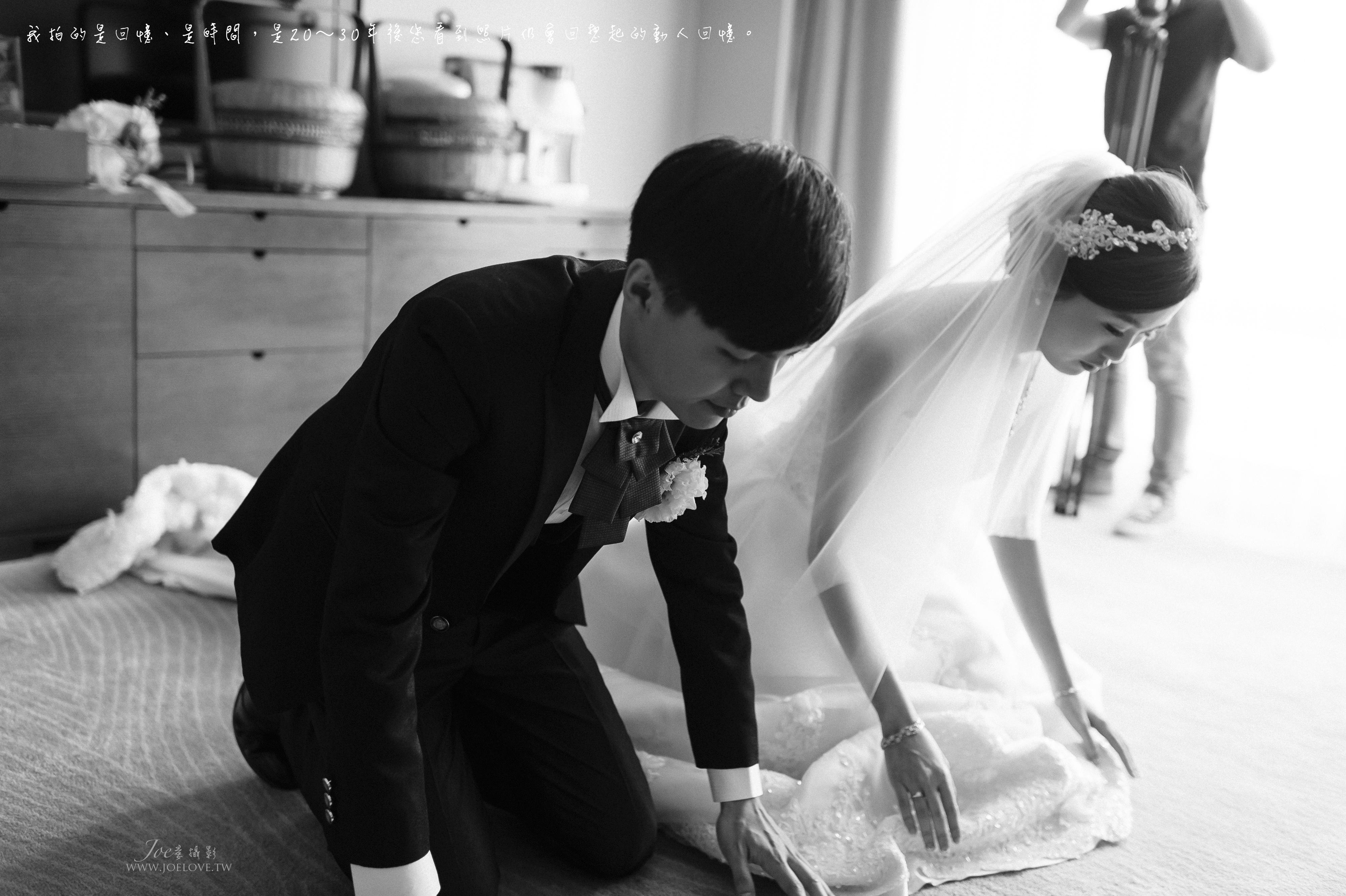 台中婚攝 裕元花園酒店 則銘+姵宏 結婚紀錄