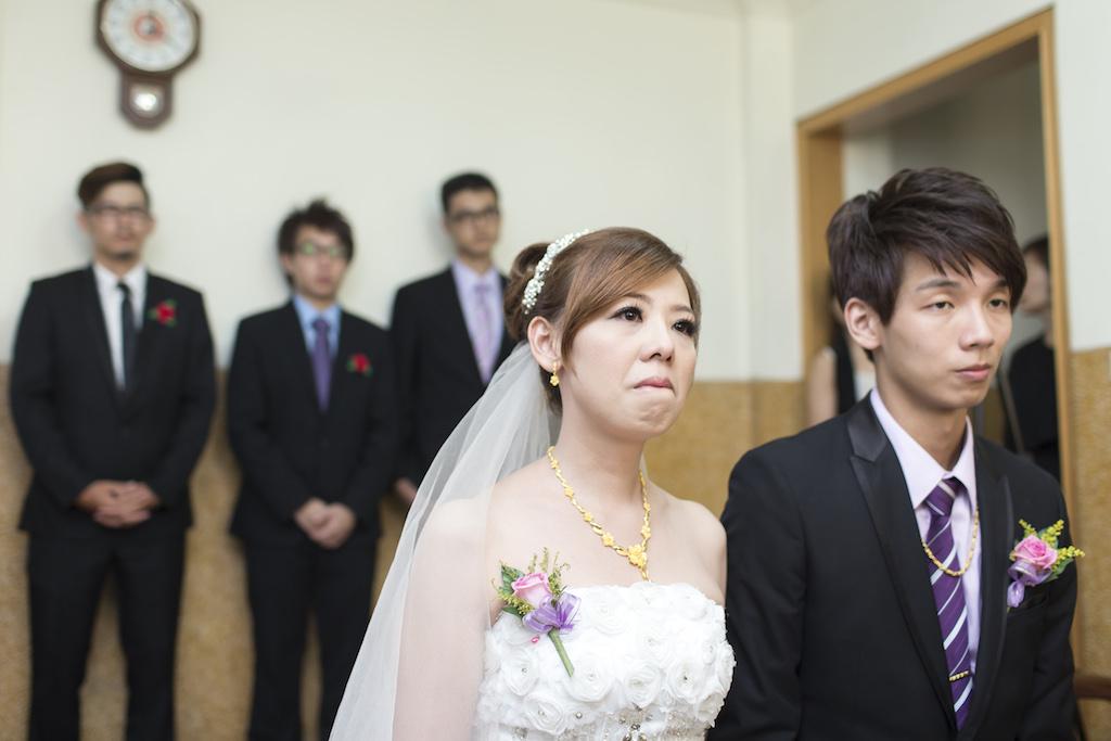 婚禮攝影 彰化古都美食會館 宗翰+佳郁 結婚紀錄