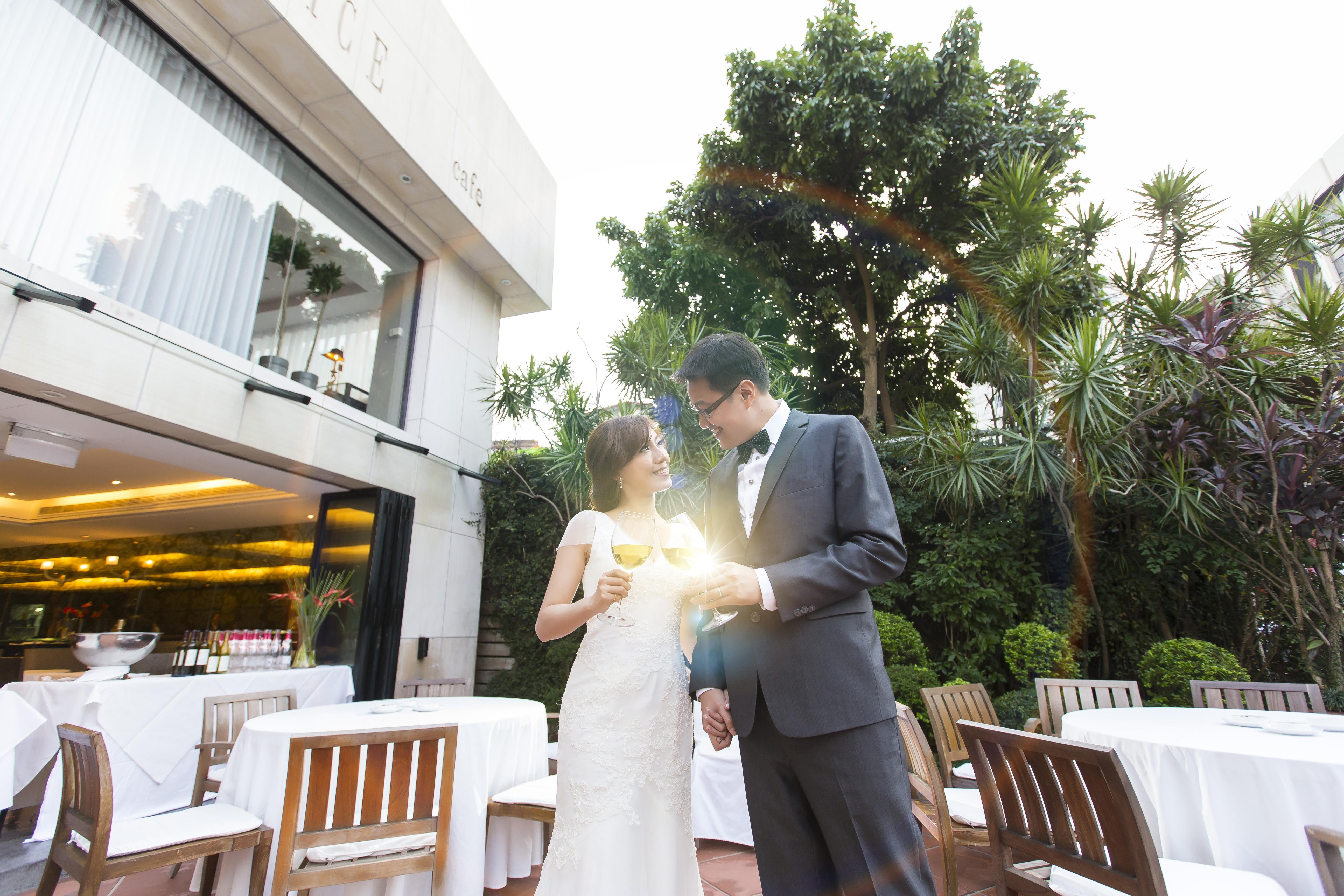 婚禮攝影 CH婚紗 & vera wang 彥勳+儷穗 婚禮紀錄