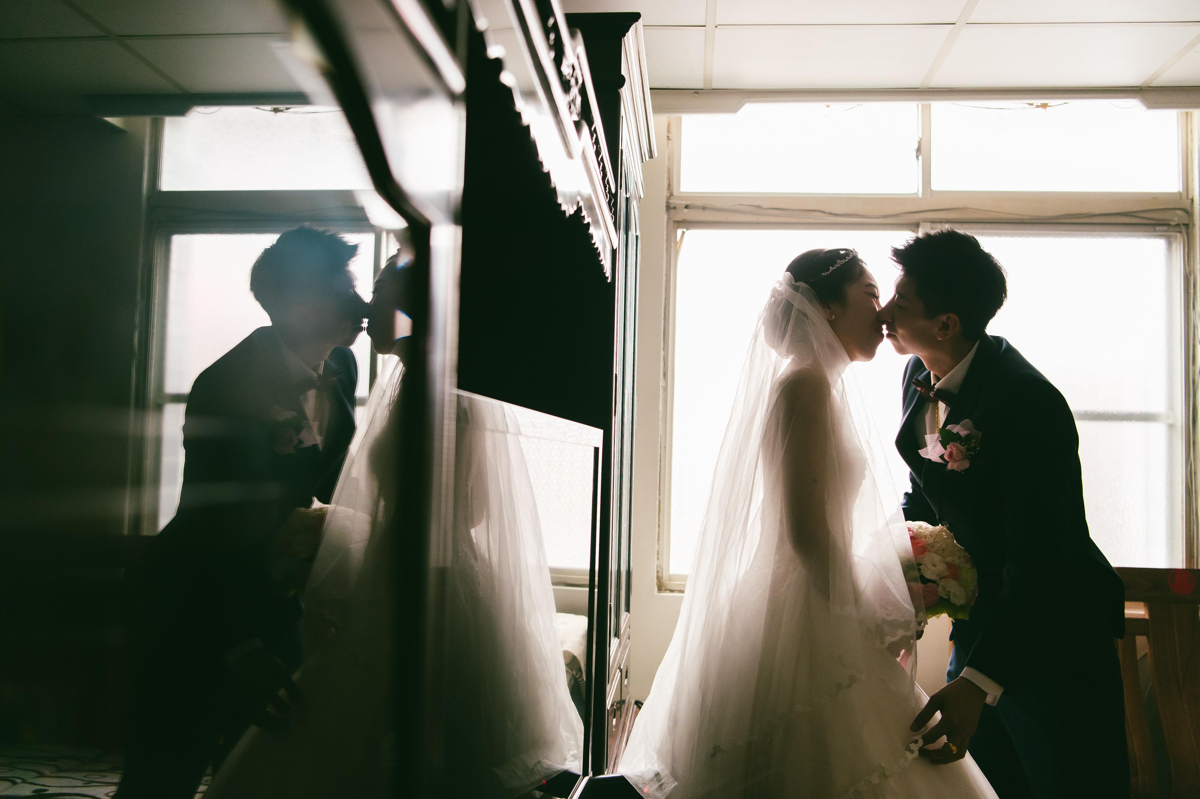 台中婚攝 翔文+靖如 訂婚奉茶結婚迎娶 林酒店