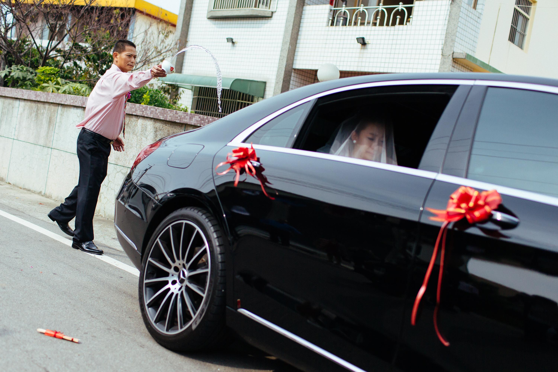 婚禮攝影 台中僑園大飯店國際廳 錦州+育雯 結婚紀錄