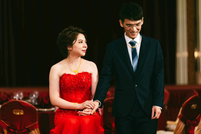 台中婚攝 旻謙+亦屏 訂婚奉茶 葳格會議中心