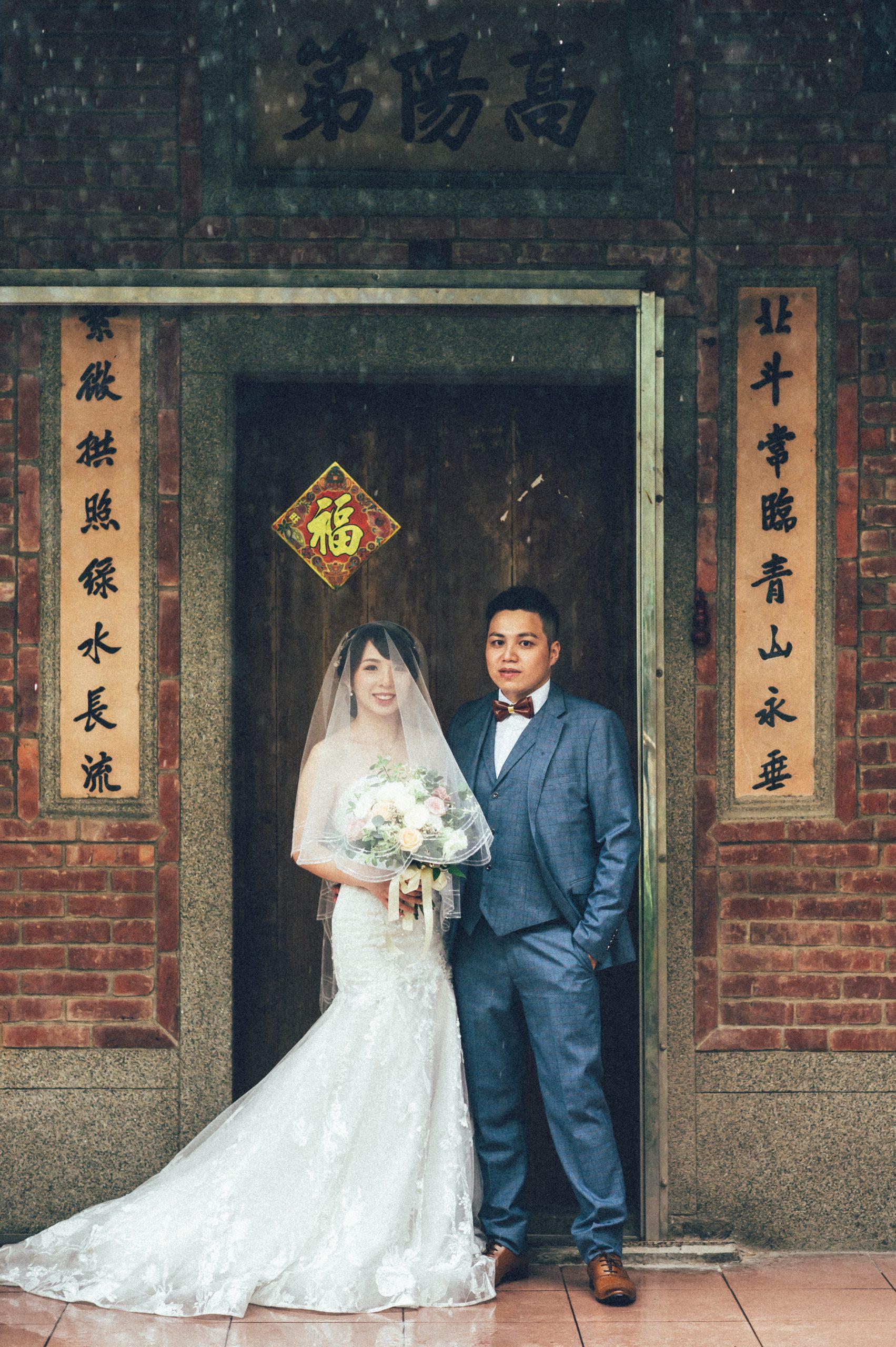 新竹婚攝 志成+煖妮 結婚迎娶 婚禮紀錄